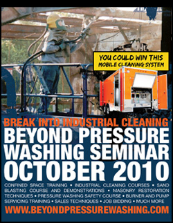 Beyond Pressure Washing Seminar