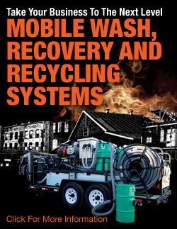Hot And Mighty™ Mobile Cleaning Systems
