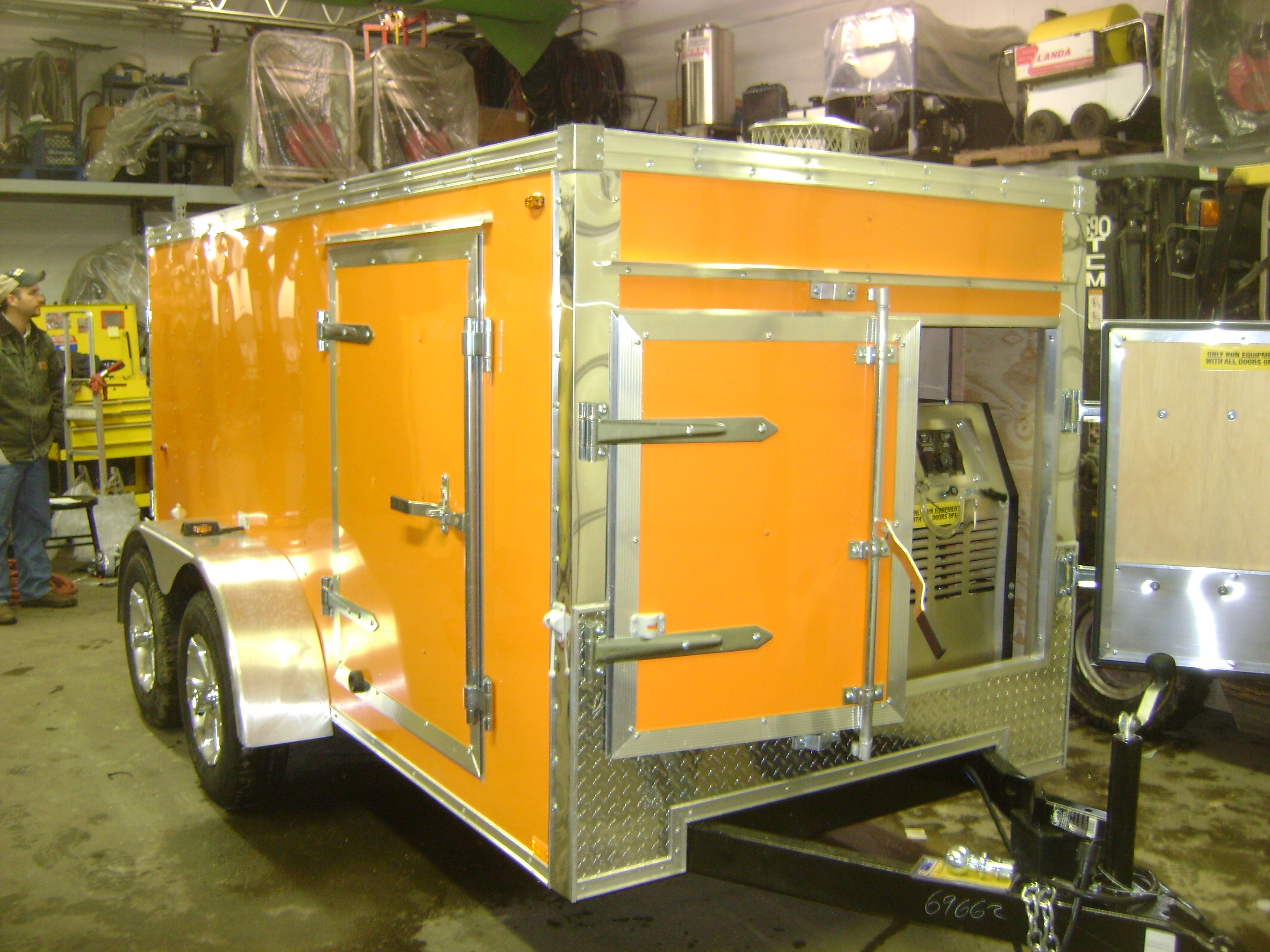 tandem axle chopper series mobile cleaning system. Black Bedroom Furniture Sets. Home Design Ideas