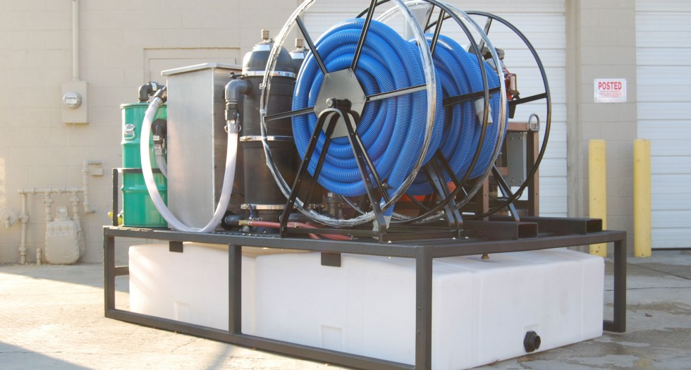 Water Maze offers the most complete line of wash water treatment equipment designed for either discharge to sewer or recycling. With more than 4,500 systems installed
